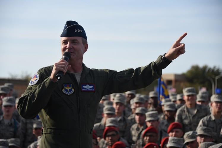 WOTR-USAF General